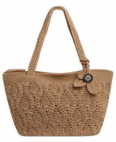 The Sak Kenya Round Tote