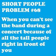 Short People Problem #68