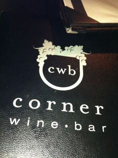 """See 36 photos and 17 tips from 814 visitors to Corner Wine Bar. """"Cozy and quaint plus great drink menu"""" Corner Wine Bar, Drink Menu, Four Square"""