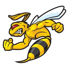 details-about-angry-bee-hornet-attack-decals-stickers-motorbike-vinyl-hXfQWA-clipart.jpg (350×350)
