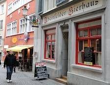 Cheap Zurich Restaurants - Zurich, Switzerland