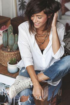 ABBOT VERT/ROSE #3 - Créatrice de Bijoux faits à Paris en souriant :)