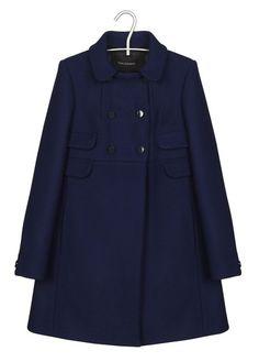 Manteau Trapèze En Drap Caban Bleu Tara Jarmon pour femme sur Place des tendances Groupe Printemps. Retrouvez toute la collection Tara Jarmon pour femme.