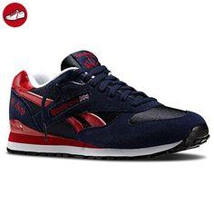 Reebok Herren Sneaker blau 9 - Reebok schuhe (*Partner-Link)