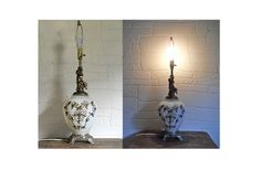 Hollywood Regency Lamp Mid Century Lamp by #EclecticVintageHome