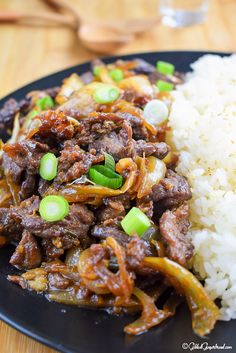 Easy Bulgogi 불고기 プルコギ Here is my quick, easy Bulgogi recipe. This non-spicy Korean classic is sure to be a family favourite at dinner time. Enjoy with all of your favourite side dishes.