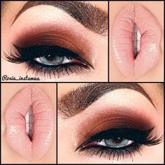 @Rosie HW Smoky Copper/Auburns