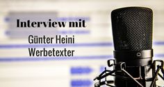 Werbetexter Günter Heini im Interview mit Dyneforge. Seine Marketingstrategie erklärt: Was ihr schon immer über Kaltakquise wissen wolltet!