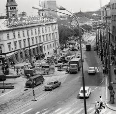 Ako sa stavala Bratislava: Pozrite si unikátne fotky z vtáčej perspektívy ukazujúce minulosť nášho hlavného mesta Bratislava, Php, Old Photos, Nostalgia, Street View, Times, Pictures, Old Pictures, Vintage Photos