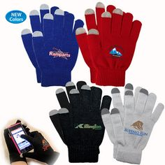 You should be able to use your phone outside without having to take off your gloves. Our touch screen gloves solve that problem once and for all! Compatible with all touch screen phones, you'll never have to sacrifice warmth to text again. Order yours at http://misterpromotion.com/products/YVHHI-JVPXK.htm today!  Phone: 212-677-7666  Email: sales@misterpromotion.com