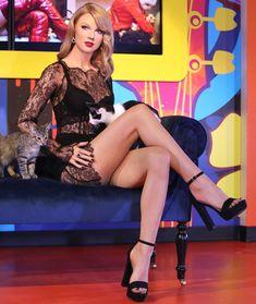 Taylor's legs