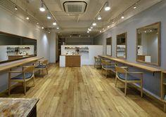 LYCKA BELSA|設計・デザイン実績|WHATS Inc./株式会社ワッツ|美容室サロンの設計・内装・デザイン