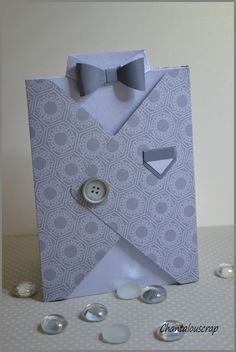 On se met sur son 31 . Creative Birthday Cards, Birthday Cards For Boys, Masculine Birthday Cards, Masculine Cards, Creative Cards, Scrapbook Box, Scrapbook Cover, Fun Fold Cards, Diy Cards