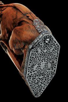 A lovely flintlock fowling piece crafted Batolomeo Paina of Brescia, Italy, mid 17th century.