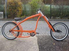 Moto personalizzato: Biciclette Chopper Hot Rod personalizzato