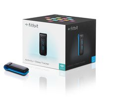 Fitbit packaging by Mark Bult, via Behance