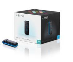 Fitbit packaging by Mark Bult, via Behance