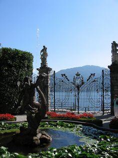 Villa Carlotta - Menaggio, Lake Como, Italy