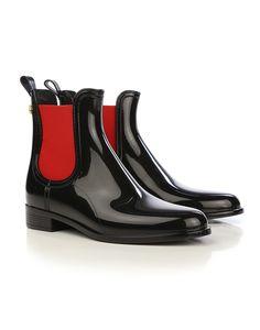 Lemon Jelly Women's Pisa 08 Gloss Chelsea Boots - Black