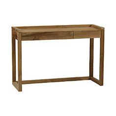 Rico Console Table - $699 - Crate & Barrel