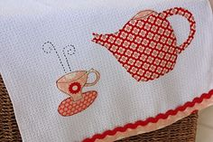 Appliqué Fun | A Spoonful of Sugar