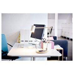 IKEA - RIGGAD LED work lamp w/wireless charging