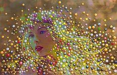 The Energy Art Store By Julia Watkins — Venus Feminine Charm Print