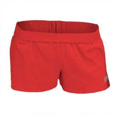 b5bb8a0322bdd Soffe Juniors The New Short, Red, Medium: The update to the classic soffe  short cotton/polyester jersey, v-notch legs with a 3 inch inseam, ...