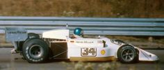 March 761 Ford Cosworth DFV (V8-3,0L )-'76 -#34 Hans Joachim Stuck (Ger )- March Engineering.