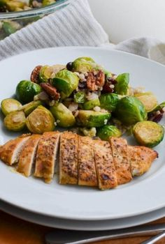 World's Best Chicken ~ When this chicken is served up with some fresh or grilled veggies it makes a healthy and tasty dinner.