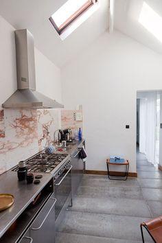 Designer Michaël Verheyden's home