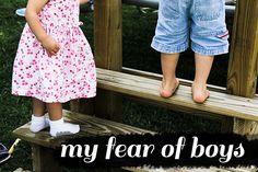 My Fear of Boys | Brigid | Boyer Family Singers