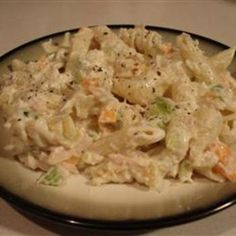 Cold Tuna Macaroni Salad