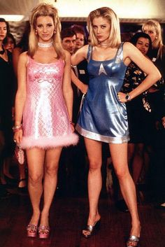"Lisa Kudrow , Mira Sorvino  ""Romy and Michele's High School Reunion"""