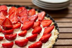 Strawberry, Cooking Recipes, Sweets, Fruit, Ethnic Recipes, Cakes, Food, Pies, Deserts