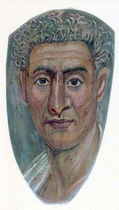 Hawara Portfolio. Alfayoum, Egypt.100CE - 300CE Fayum / Romano-Egyptian / Roman / EncausticMore Pins Like This At FOSTERGINGER @ Pinterest