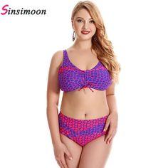Leopard Bikini Set Women Bikini New Dot Bikini Bandage Bathing Suit Dot Swimsuit Big Bust Swimwear Bandeau Beachwear  #moda #instafashion #copic #couturier #couture #photooftheday #womensfashion #instacool #glam #fashiondesigner