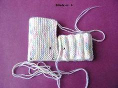 Gestrickte Babyschühchen  von Jonna Elvin Das Muster stammt von meiner Mutter (1945) Größe: 0-3, (3-6) Monate    Nadelstärke 3 mm   evtl.... Knitted Hats, Knitting, 6 Months, Hand Crafts, Breien, Patterns, Tricot, Stricken, Weaving