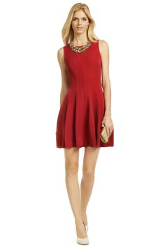 Theory Mad Crushing On You Dress