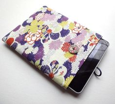 iPad Sleeve  iPad Case  iPad Cover  Padded Tablet case by MofLeema, $19.99