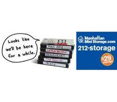 Manhattan Mini Storage - Our Ads - Quotes - Fall 2004 -http://www.manhattanministorage.com/ourads/ad14.jsp