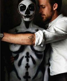 Ryan Gosling dead man's bones