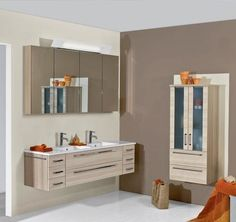 SAHARA Collection Modern Bathroom Vanities And Sink Consoles - Bathroom vanity stores in los angeles