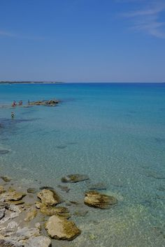 Le Cale d'Otranto Beach Resort (Italie) :