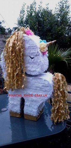 Unicorn hit pinata birthday celebration & OCCASIONS party supplies