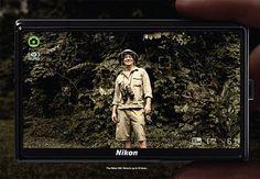 Publicidad de Nikon Coolpix S60