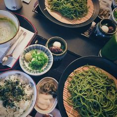 Tommy Ton's fave soba restaurant in Kyoto