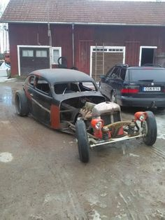 Rat Rod Cars, Rat Rods, Dodge Chargers, Morris Minor, Kustom Kulture, Vintage Trucks, Vw Beetles, Fast Cars, Custom Cars