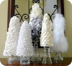 bliss bloom {blog} ~ a craft and lifestyle journal: [Oh Christmas Tree Series] Pearl Tree