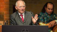 Appell an Muslime: Schäuble wünscht sich deutschen Islam